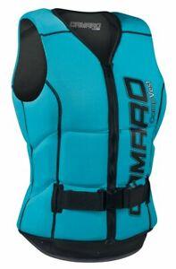 CAMARO Damen Neo Vest Neoprenweste Schwimmweste Prallschutz Oberteil Wakeboard K