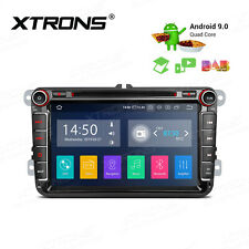 "8"" Android 9.0 Car DVD Stereo GPS Navi Radio RCA for VW GOLF JETTA POLO PASSAT"