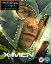 X-MEN FIRST CLASS - With Limited Edition Packaging ! - Blu Ray Disc -