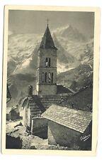église des terrasses  la meije