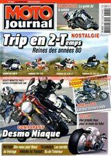 MOTO JOURNAL 1846 YAMAHA RDLC 350 RD 500 LC TZR 250 HONDA NS 400 R DUCATI 1100