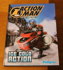 Action Man Annual 2003 Ice Cold Action Pedigree Book HB