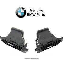 For BMW 3-Series M3 Pair Set of Left &Right Grille Dashboard Air Vents Black OES