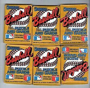 1987 Donruss Baseball Wax Pack Lot Unopened (24) Packs Barry Bonds ??