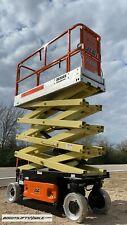 Jlg 2630 Electric Scissor Lift Aerial Refurbished Warranty Dealer Ie Genie