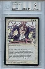 MTG Dark Preacher BGS 9.0 (9) Mint card Magic WOTC 2948