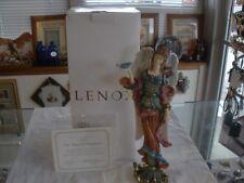 Lenox Figurine Angel of Life Series Happiness 1999 with original Box