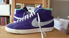 Nike Blazer VNTG 2012 Purple Schuhe Hi Shoes Trainers Vintage 44,5 10,5 9,5
