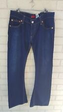 Levis Tough Boot Jeans Size AU 12 13 M US 9 EUR 41 Blue Denim Type 1 Bootcut