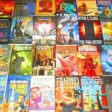 Science Fiction/Fantasy HARDCOVER/SOFTCOVER Lot INSTANT COLLECTION