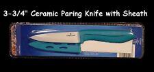 "MIP ~ 3-3/4"" blade ~ Ceramic Paring Knife with Sheath ~ FREE Shipping"