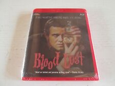 Mondo Macabro Red Case Limited Edition Blu-ray -- BLOOD LUST. Brand New.