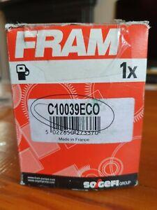 Fram C10039ECO Fuel Filter For Vauxhall Astra (1998-2009)+ Saab + Alpina D5