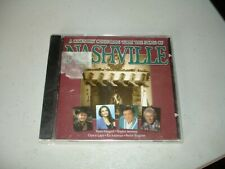 A Country Christmas with the Stars of Nashville (CD 2000) Haggard Gayle Jennings