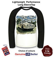 Jag MK2 Shirt, Long Sleeve Shirt, Men's Top,