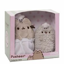 Pusheen The Cat - Plush Pusheen and Stormy Collectible Baking Set *BRAND NEW*
