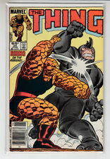 THING (1983 MARVEL) #24 FN/VF a38516