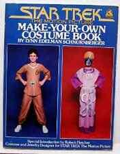 1979 Star Trek Make-Your-Own Costume Book- UNUSED