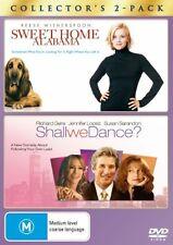 Sweet Home Alabama  / Shall We Dance? (DVD, 2008, 2-Disc Set) (D86)