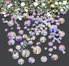 5000 pcs 3MM sparkling Resin Rhinestone Flatback Crystal