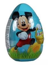 NEW Disney MICKEY MOUSE JUMBO Large Egg Toy Surprise Candy Bracelet Easter RARE