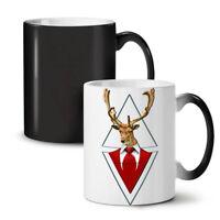 Abstract Animal NEW Colour Changing Tea Coffee Mug 11 oz | Wellcoda