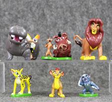 Lote 6 figuras EL REY LEON Disney