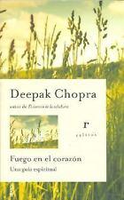 Fuego En El Corazon  Fire in the Heart: Una Guia Espiritual  A Spiritu-ExLibrary