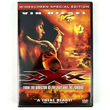 Xxx Widescreen Special Edition Dvd Vin Diesel Free Shipping