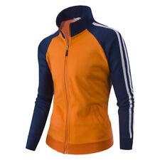 Men's Hoodie Hooded Zipper Sweatshirt Jackets Coats Cotton Outwear Sport Tops