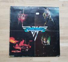 Van Halen – Van Halen - UK - 1978- K56470 - Burbank Labels
