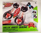 Air Hogs - HELIX RACE DRONE - High Speed RC RED Racing Drone - BRAND NEW SEALED