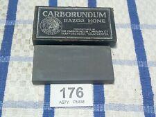 Vintage Carborundum Razor Hone Sharpening Stone No103