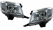 Pair of Headlights for Toyota Hilux 09/11-12/2014 New Lamps SR SR5 12 13 14