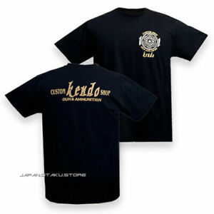 BIOHAZARD S.T.A.R.S. SAMURAI EDGE CUSTOM GUN and AMMUNITION SHOP KENDO T-shirts