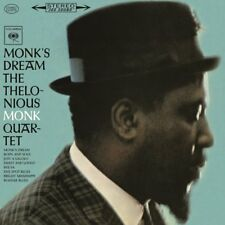 Monk's Dream 180gm Vinyl 8718469533367 Thelonious Monk