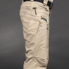 Durable Soldier Tactical Waterproof Pants Men Cargo Pants Combat Hiking Outdoor