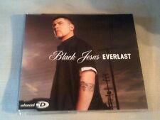 EVERLAST - BLACK JESUS - 3 TRACK UK CD SINGLE