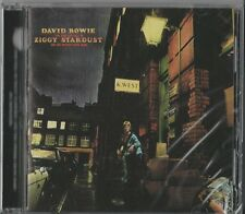 DAVID BOWIE The Rise And Fall Of Ziggy Stardust And The Spiders From Mars CD NEW