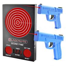 Laserlyte Scoretyme Versus Kit: Scoretymet Bersaglio, 2 Pistole, Sc Tlb-Lvs
