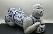 Porcelain Chinese Antique Statues