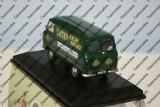 Oxford Diecast Ford 400E Van Lotus Racing Services in 1:43 scale