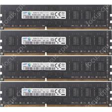 SAMSUNG 32GB 4X8GB PC3-12800U For Dell OptiPlex 9020 MT/SFF/USFF Memory Ram @3