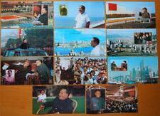 CHINA RARE DENG XIAOPING SOUVENIR NO FACE VALUE STAMP MINI SHEETS