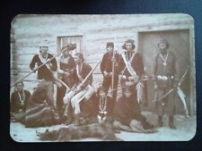 CPM OLD WEST COLLECTORS SERIE INDIAN HUNTING PARTY NAVAJO 1880'S