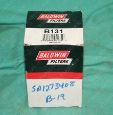 Baldwin B131 Full Flow Lube Oil Filter Spin-on H 3104-25M11 P550711 1013