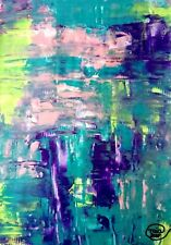 More details for modern art paintings original abstract 100% hand painted direct from the artist