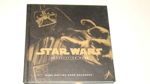 Star Wars: Role Playing Game - Saga Edition Core Rulebook  ( Ex. Cond.)