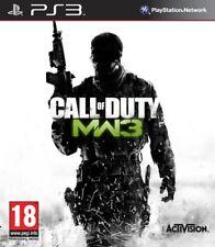 Playstation 3: Call of Duty Modern Warfare 3