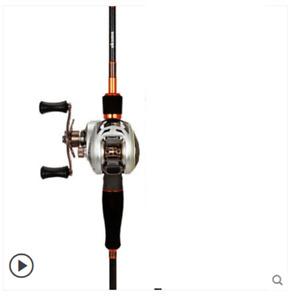 OKUMA BAIT CASTING FISHING COMBS CITRIX 6.0' ROD /CALERA REEL C5-266WLX